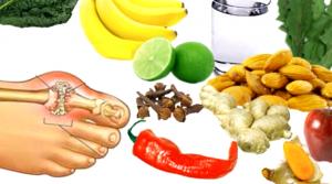 como bajar el acido urico urgente